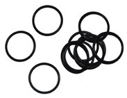 FKM O-ring for 3mm BenchMark Microbore columns, pack of 10