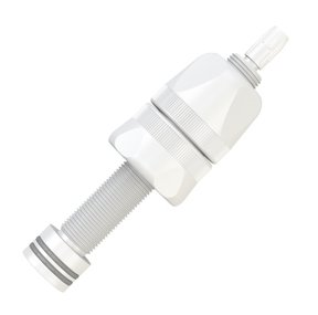 "Adjustable endpiece, 1/4""-28 UNF for 50mm EZ SolventPlus™ columns"