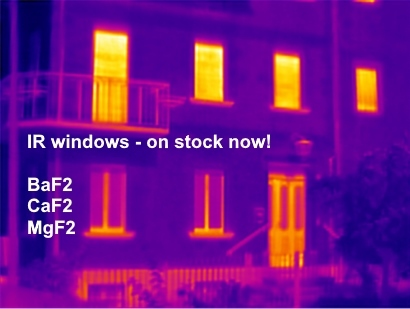 IR windows - on stock now